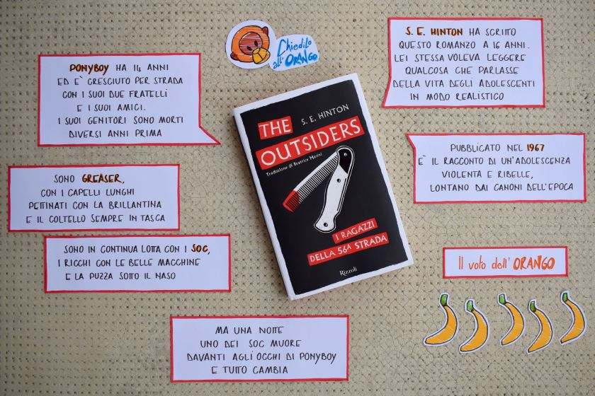 The Outsiders - S.E. Hinton - review