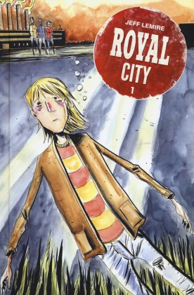 Royal City 1 - Jeff Lemire