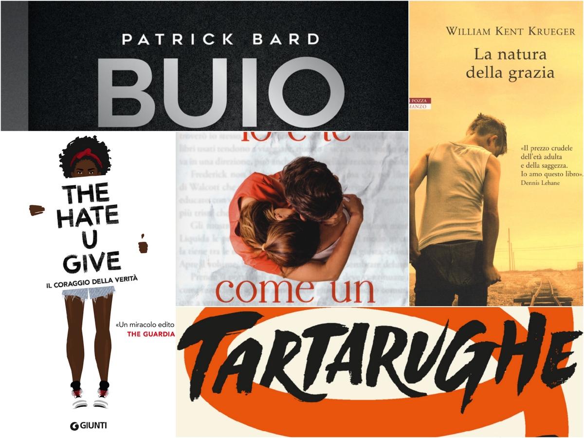 I 5 libri candidati al premio Mare di Libri 2018