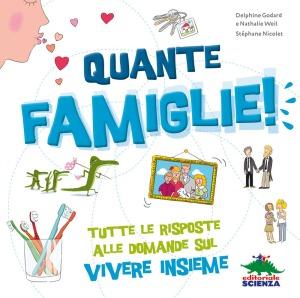 Quante famiglie - Delphine Godard, Nathalie Weil