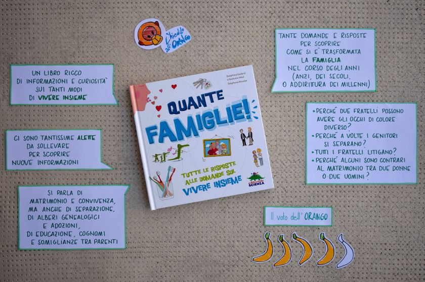 Quante famiglie - Graphic Review