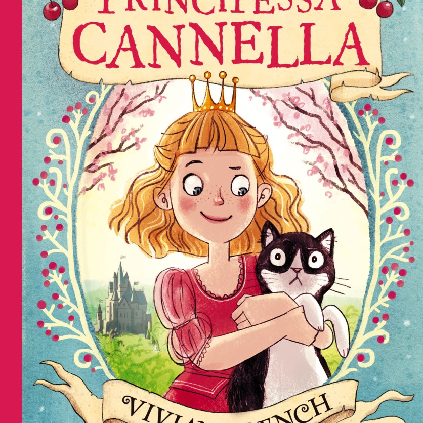 Principessa Cannella - Vivian French