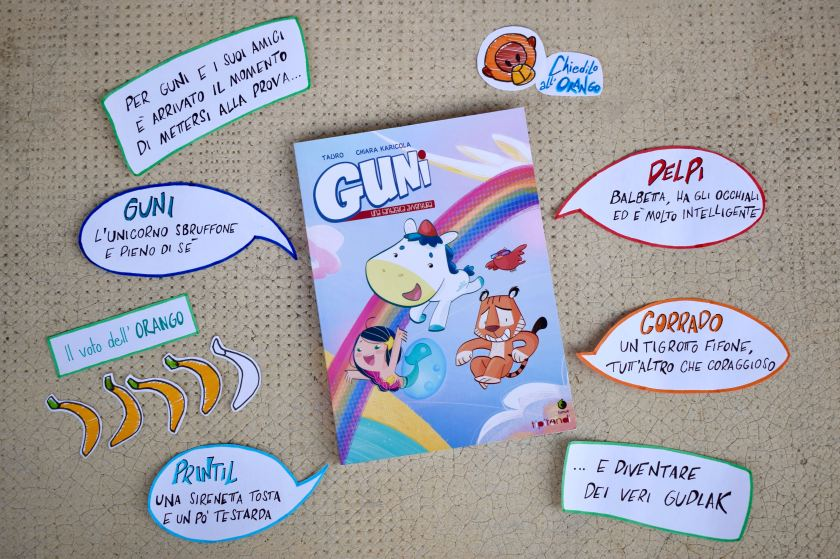 Guni - Graphic Review