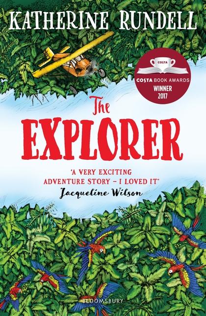 The Explorer - Katherine Applegate
