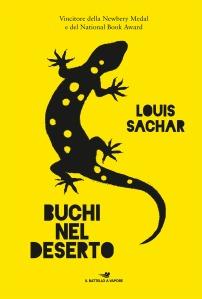 Buchi nel deserto - Louis Sachar