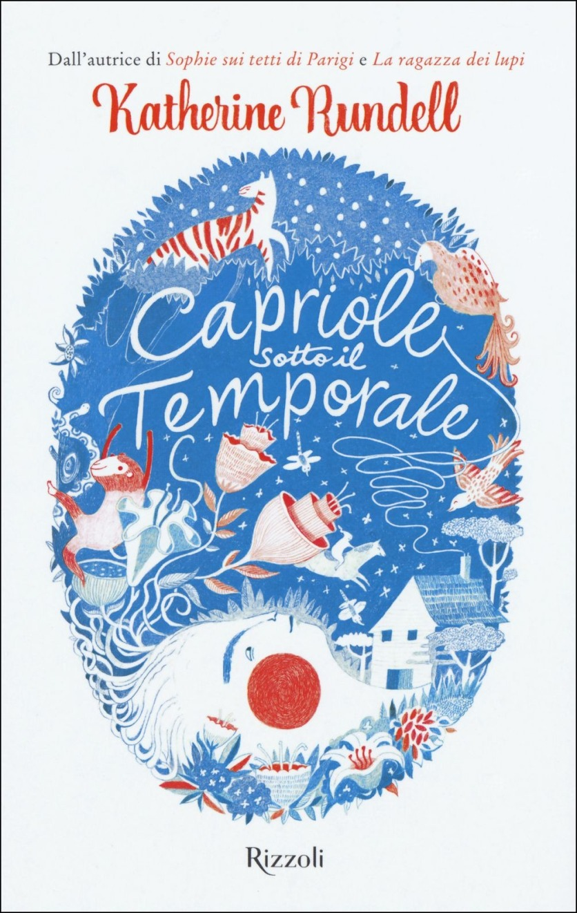 Capriole sotto il temporale - Katherine Rundell