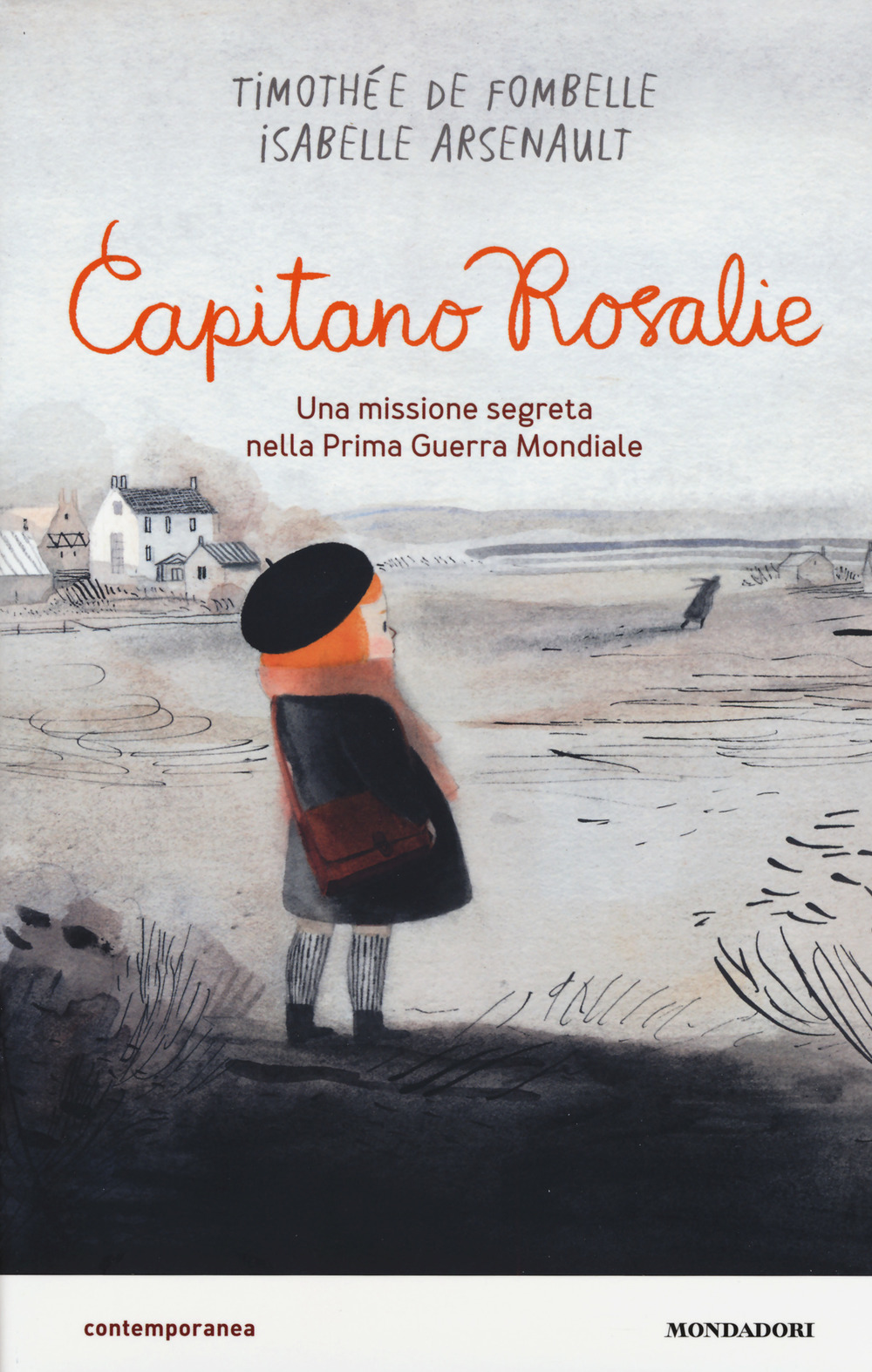 Capitano Rosalie - Timothée de Fombelle