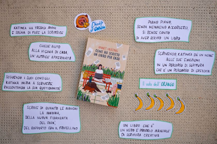 Come ho scritto un libro per caso - Graphic Review