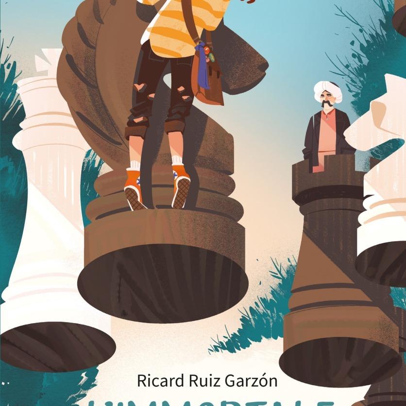 L'Immortale - Ricard Ruiz Garzón