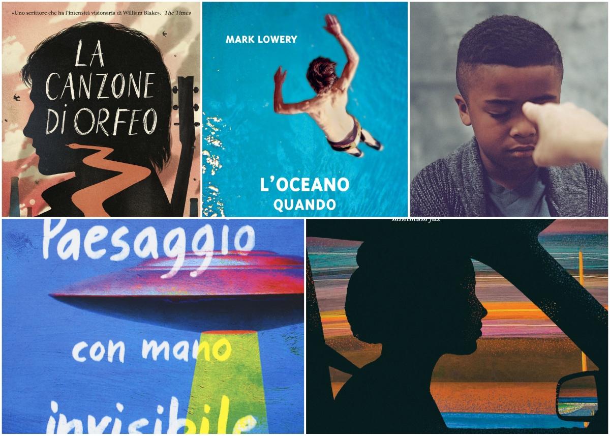I 5 libri candidati al Premio Mare di Libri 2019