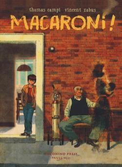 Macaroni - Thomas Campi e Vincent Zabus