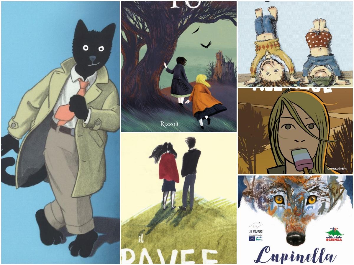 I 18 libri candidati al Premio Orbil 2019