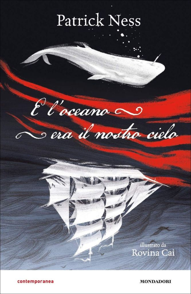 E l'oceano era il nostro cielo - Patrick Ness