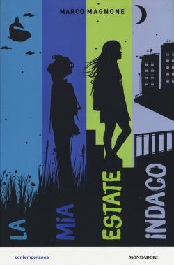 La mia estate indaco - Marco Magnone