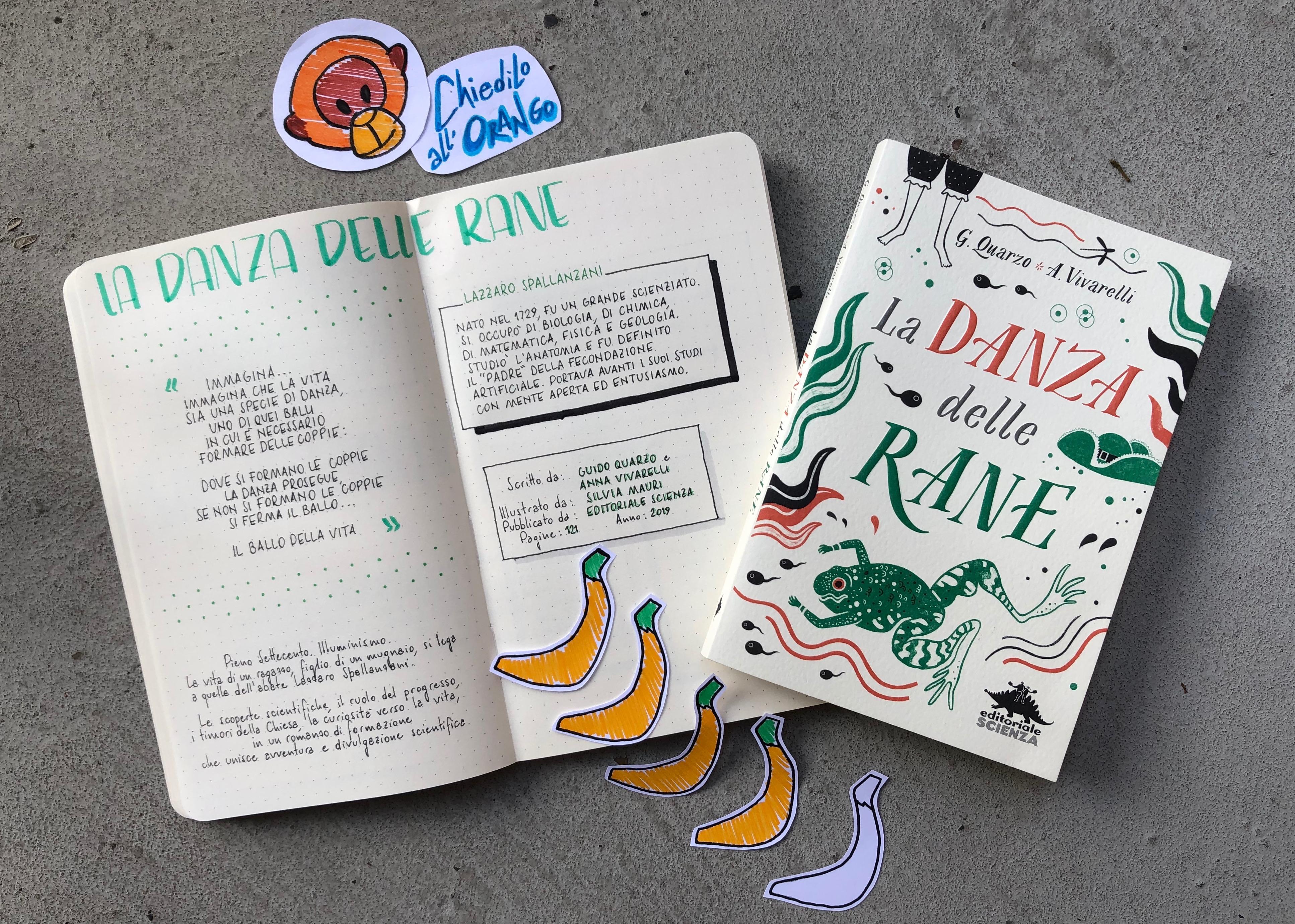 La danza delle rane - Graphic Review