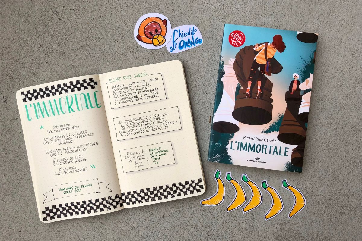 L'Immortale - Graphic Review