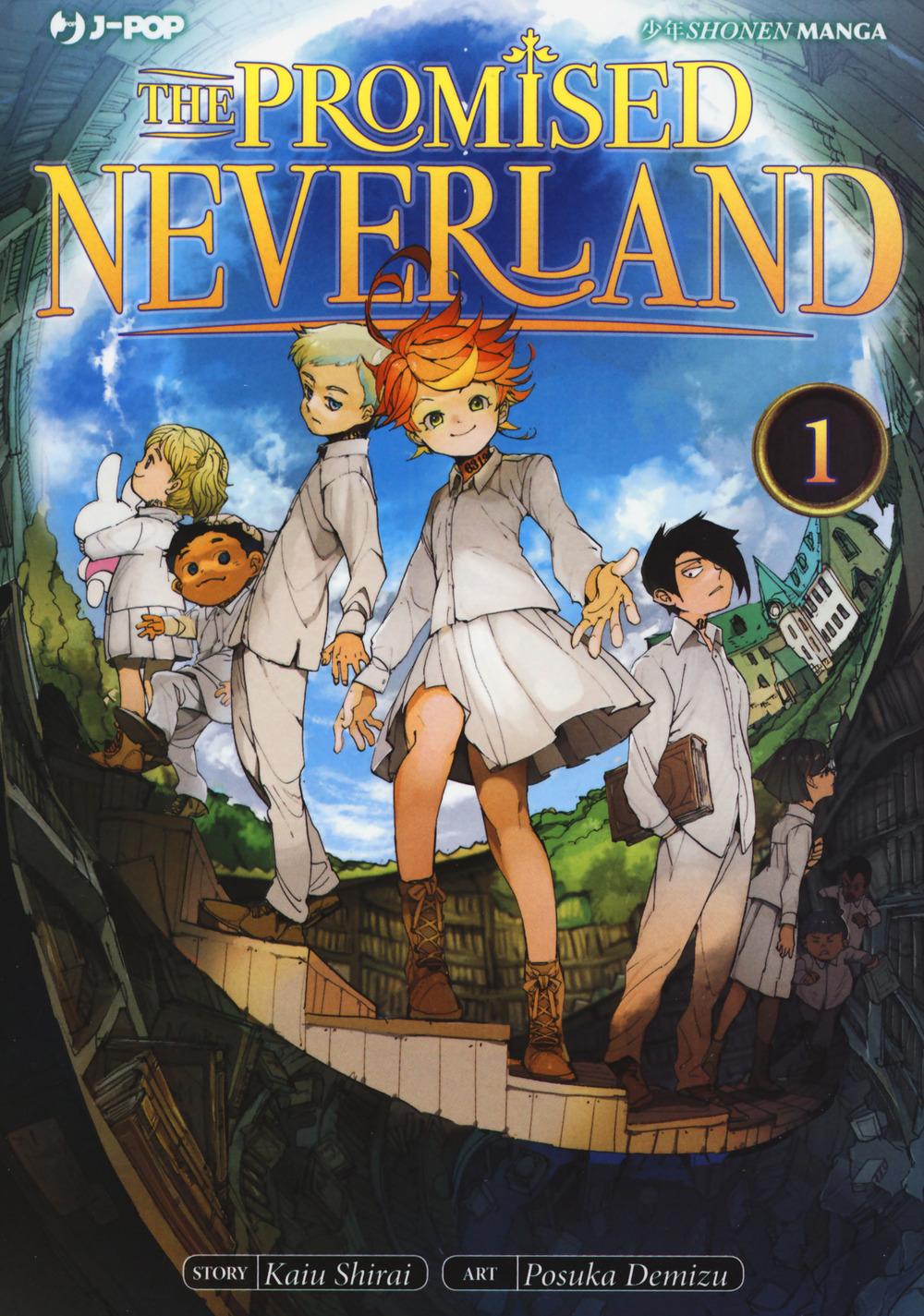 The Promised Neverland 1 - Kaiu Shirai, Posuka Demizu
