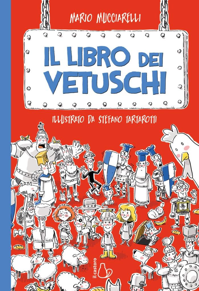 Il libro dei Vetuschi - copertina