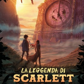 La leggenda di Scarlett e Browne - Jonathan Stroud